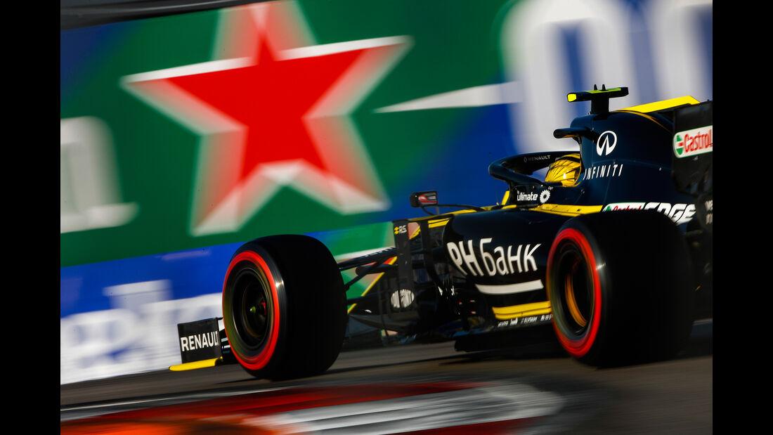 Nico Hülkenberg - Renault - GP Russland 2019 - Sotschi - Qualifying
