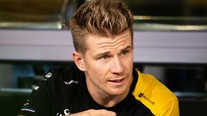 Nico Hülkenberg - Renault - GP Singapur - Formel 1 - Donnerstag - 19.9.2019