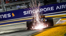 Nico Hülkenberg - Renault - GP Singapur - Qualifying