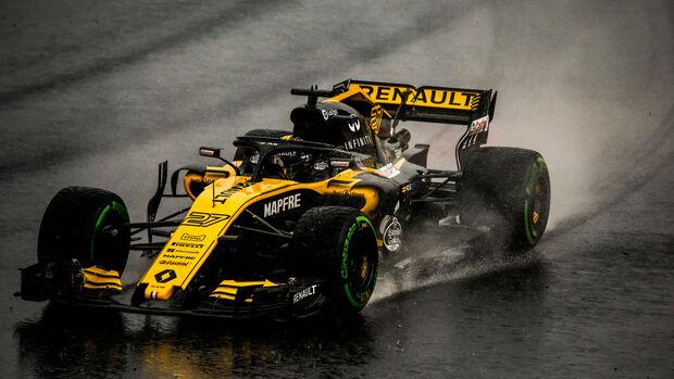 Nico Hülkenberg - Renault - GP Ungarn 2018 - Qualifying