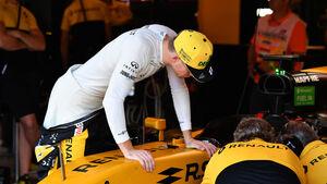 Nico Hülkenberg - Renault - GP Ungarn - Budapest - Formel 1 - 28.7.2017