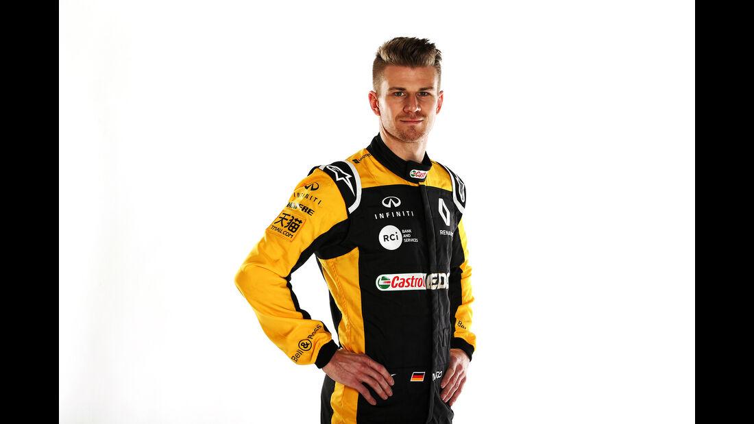 Nico Hülkenberg - Renault - Porträt - 2018