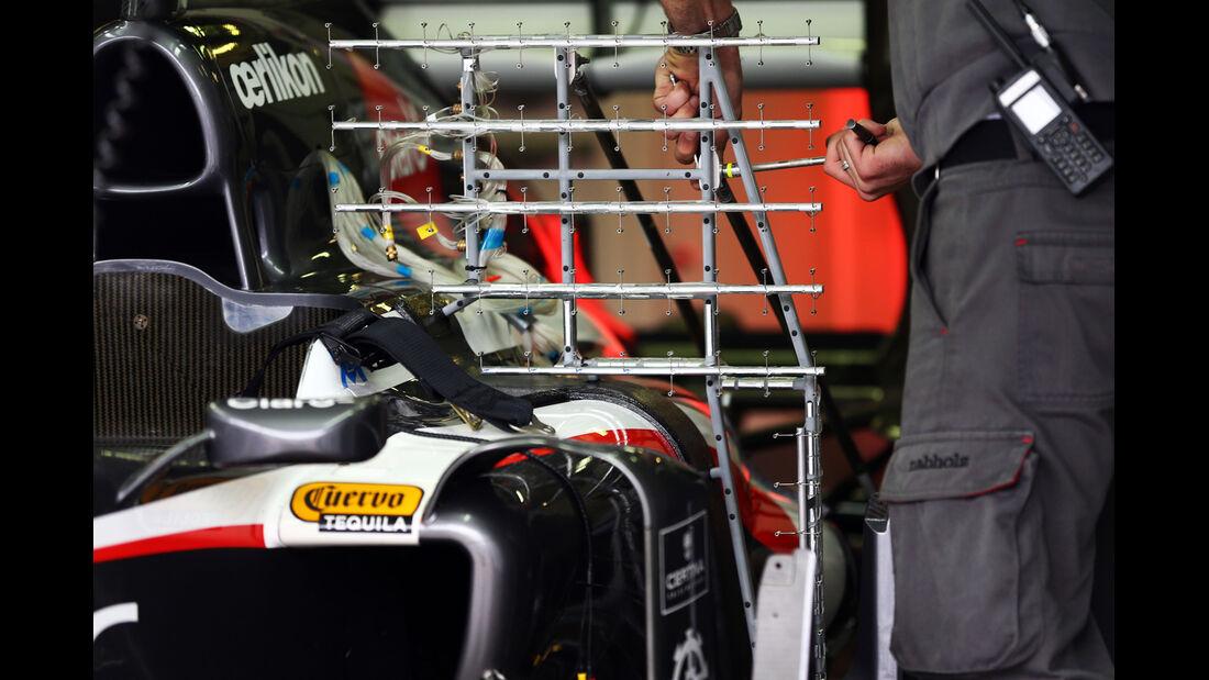 Nico Hülkenberg - Sauber - Formel 1 - GP Deuschland - 5. Juli 2013