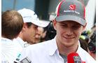Nico Hülkenberg - Sauber - Formel 1 - GP Deutschland - 4. Juli 2013