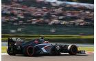 Nico Hülkenberg - Sauber - Formel 1 - GP Japan - 12. Oktober 2013