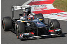 Nico Hülkenberg - Sauber - Formel 1 - GP Korea - 4. Oktober 2013