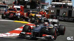 Nico Hülkenberg - Sauber - Formel 1 - GP Monaco 2013