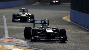 Nico Hülkenberg - Sauber - Formel 1 - GP Singapur - 21. September 2013