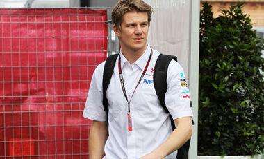 Nico Hülkenberg - Sauber - Formel 1 - GP Spanien - 9. Mai 2013