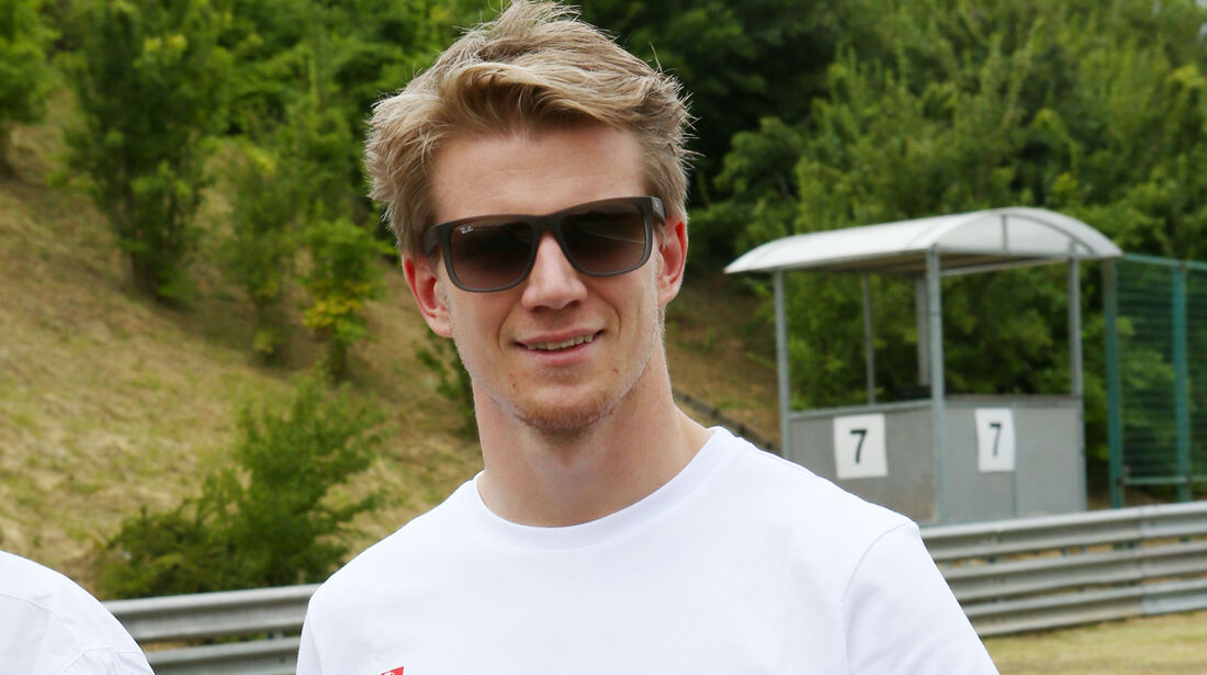 Nico Hülkenberg - Sauber - Formel 1 - GP Ungarn - 25. Juli 2012