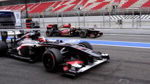 Nico Hülkenberg - Sauber - Formel 1 - Test - Barcelona - 21. Februar 2013