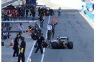 Nico Hülkenberg, Sauber, Formel 1-Test, Jerez, 6.2.2013