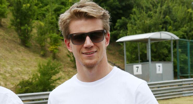 Nico Hülkenberg - Sauber - GP Ungarn 2013