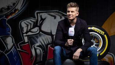 Nico Hülkenberg - Servus TV - 2021