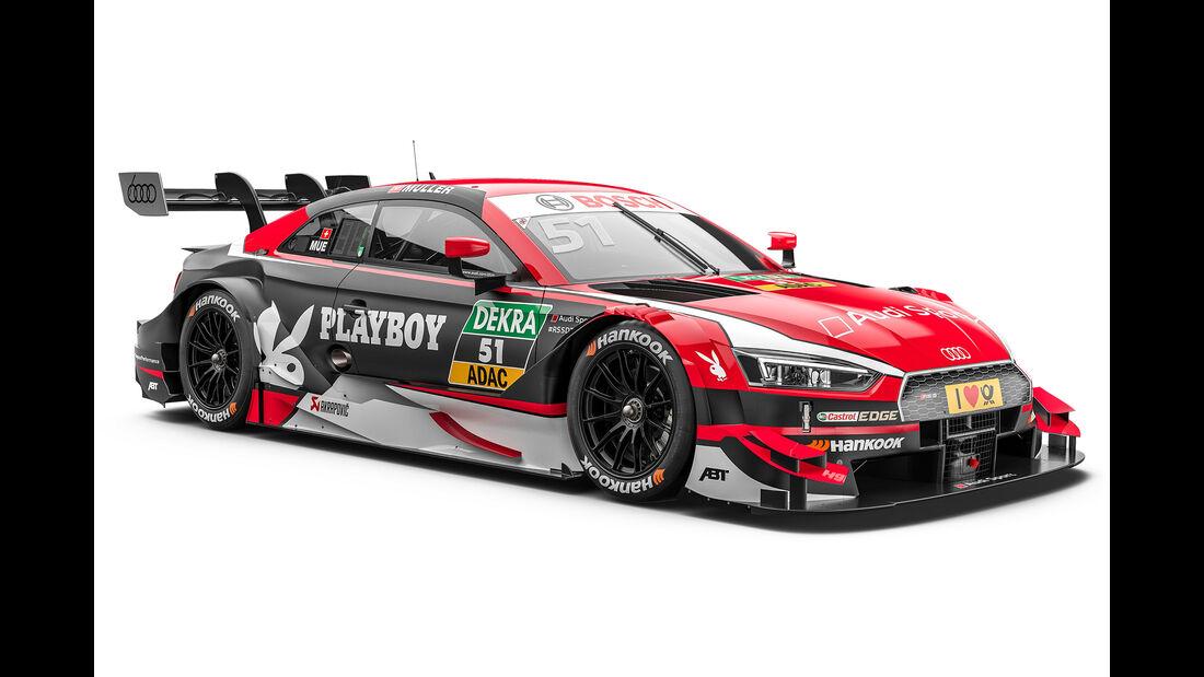 Nico Müller - Audi - DTM-Auto 2017