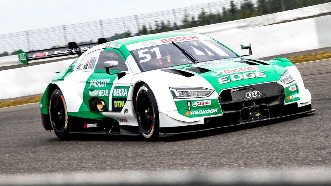 Nico Müller - Audi - DTM-Auto 2020