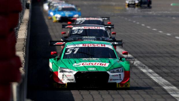 Nico Müller - Audi - DTM - Lausitzring