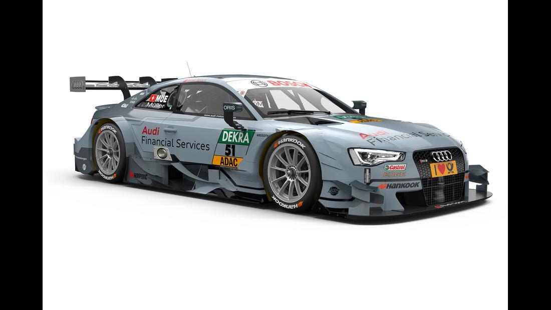 Nico Müller - Audi RS5 DTM 2015