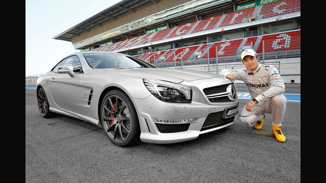 Nico Rosberg,