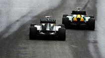 Nico Rosberg & Alexander Rossi - Formel 1 - GP Kanada - 7. Juni 2013
