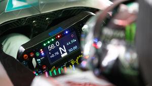Nico Rosberg - Cockpit - Lenkrad - 2014