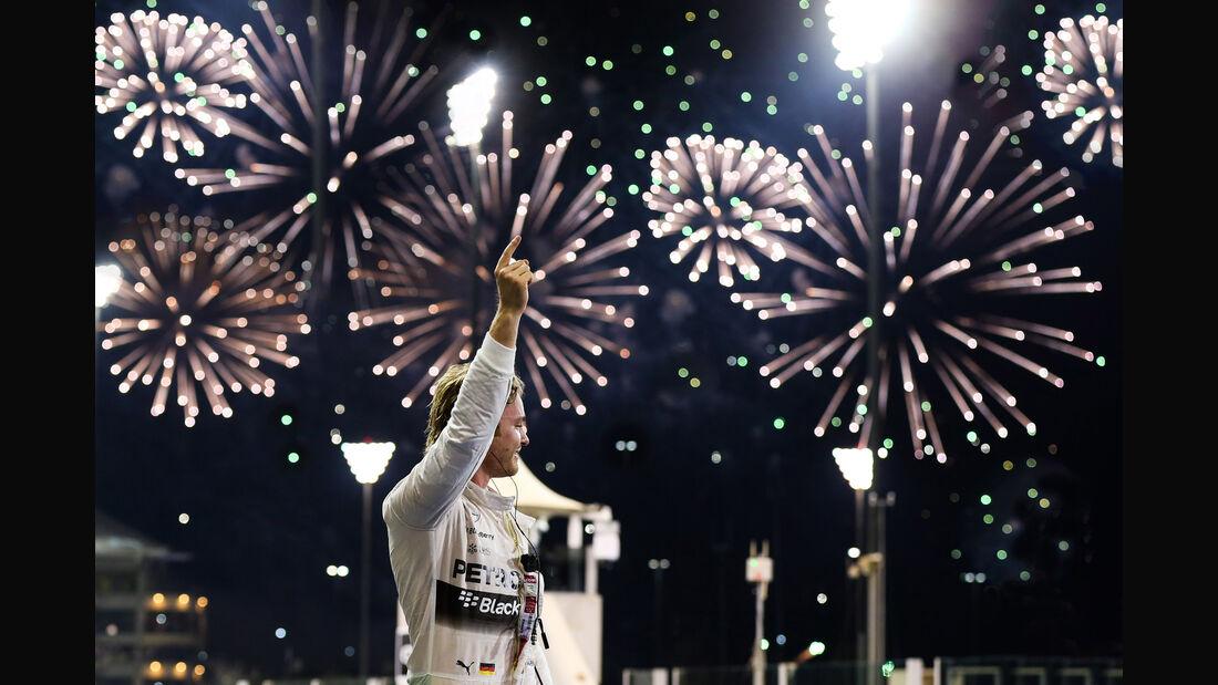 Nico Rosberg - Danis Bilderkiste - GP Abu Dhabi 2015
