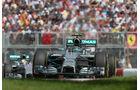 Nico Rosberg - Danis Bilderkiste - GP Kanada 2014