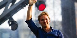 Nico Rosberg - F1 Live Show - London - 2017