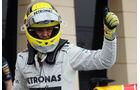 Nico Rosberg - Formel 1 - GP Bahrain - 20. April 2013