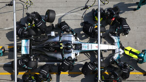 Nico Rosberg - Formel 1 - GP China 2015