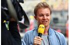 Nico Rosberg - Formel 1 - GP China - Shanghai - 14. April 2018