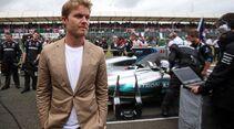 Nico Rosberg - Formel 1 - GP England - 16. Juli 2017