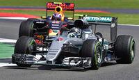 Nico Rosberg - Formel 1 - GP England 2016