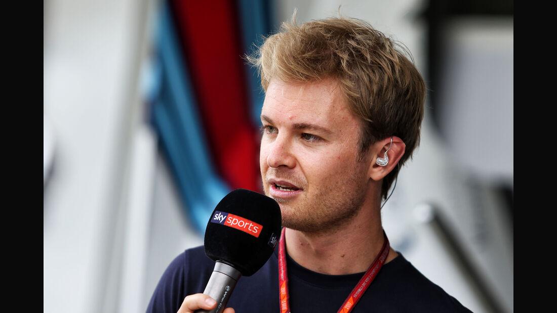Nico Rosberg - Formel 1 - GP Japan - Suzuka - 7. Oktober 2017