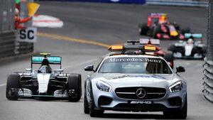 Nico Rosberg - Formel 1 - GP Monaco 2015