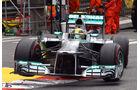 Nico Rosberg - Formel 1 - GP Monaco - 25. Mai 2013
