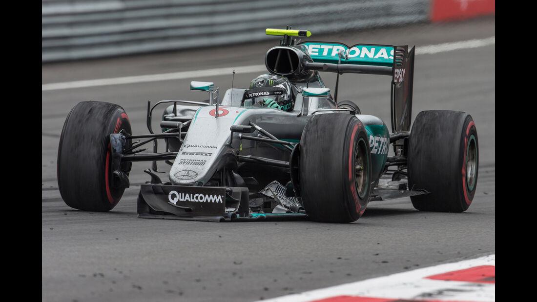 Nico Rosberg - Formel 1 - GP Österreich 2016