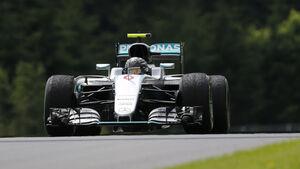Nico Rosberg - Formel 1 - GP Österreich - Spielberg - 30. Juni 2016