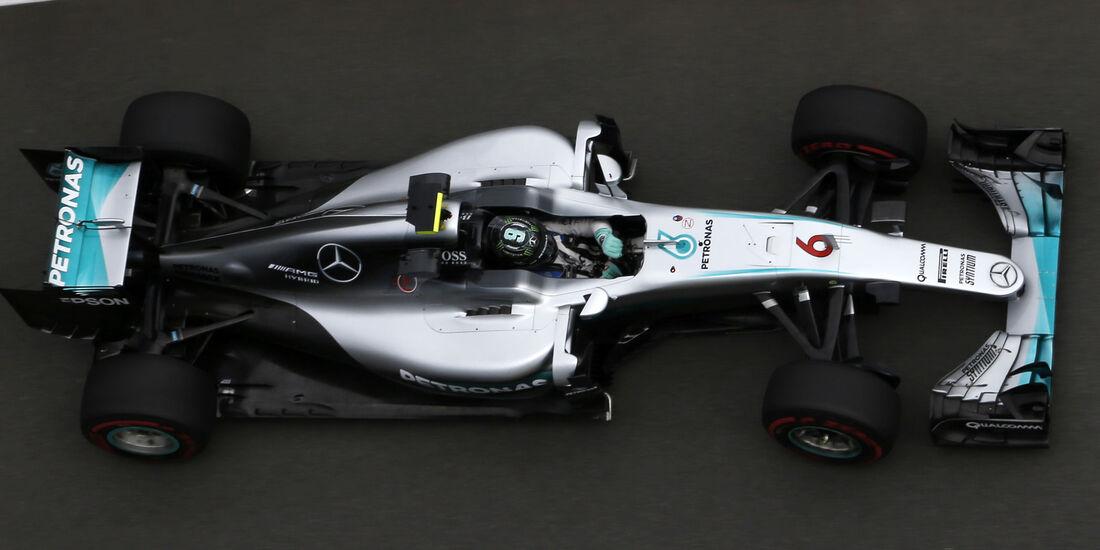 Nico Rosberg - Formel 1 - GP Russland - 29. April 2016