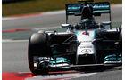 Nico Rosberg - Formel 1 - GP Spanien 2014