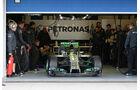 Nico Rosberg - Formel 1 - Jerez-Test 2014