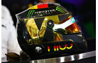 Nico Rosberg - Formel 1-Spezialhelme