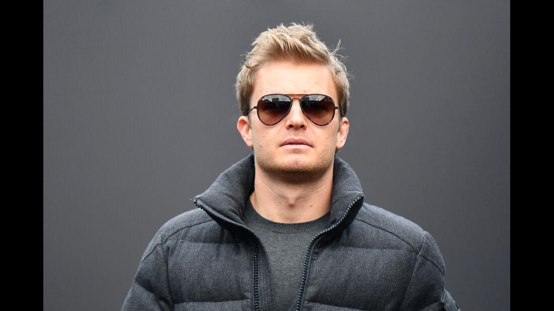 Nico Rosberg - Formel 1 - Test - Barcelona - 1. März 2017