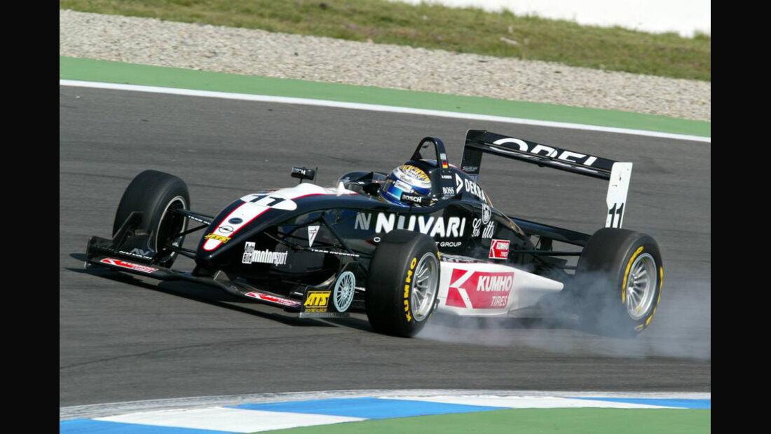 Nico Rosberg Formel 3 2004
