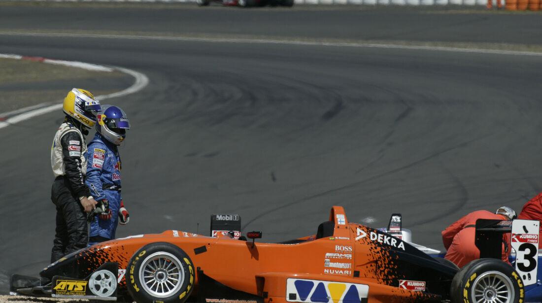 Nico Rosberg Formel 3