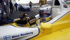 Nico Rosberg Formel BMW
