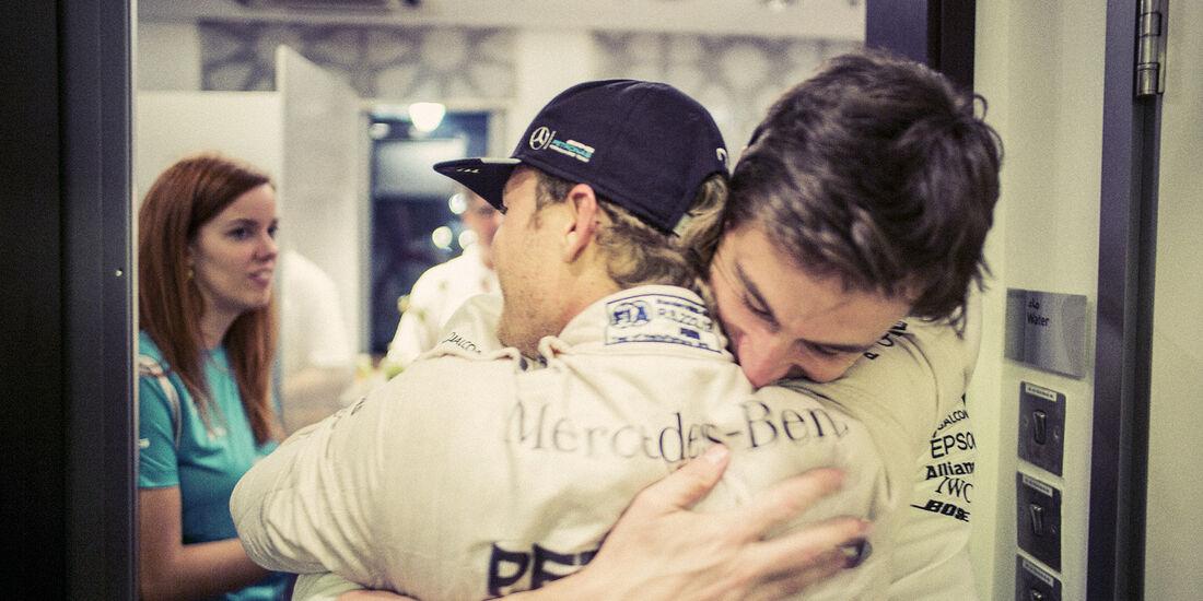 Nico Rosberg - GP Abu Dhabi 2016