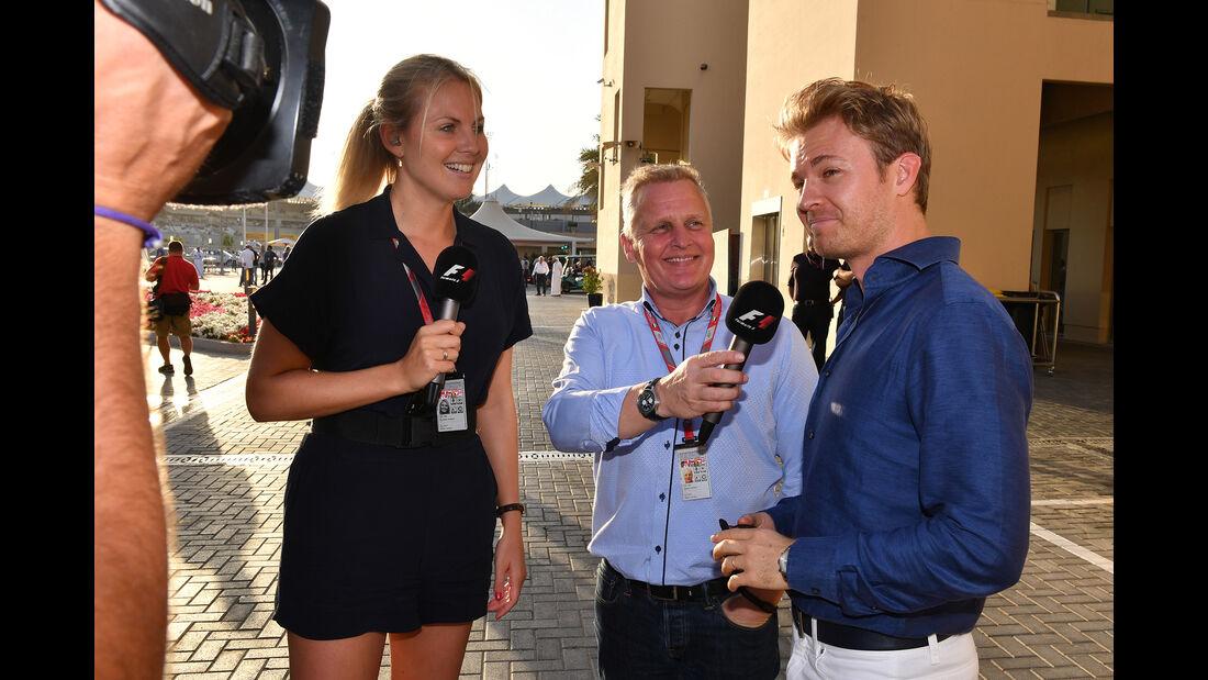 Nico Rosberg - GP Abu Dhabi - 25. November 2017
