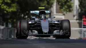 Nico Rosberg - GP Aserbaidschan 2016
