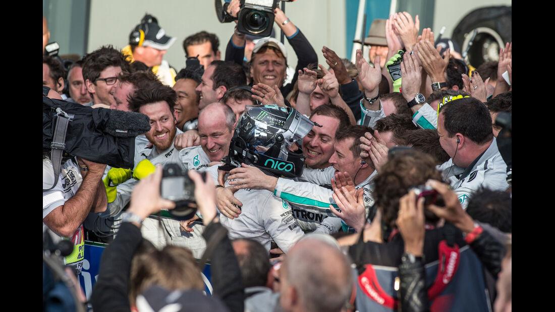 Nico Rosberg - GP Australien 2014